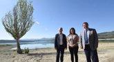 Foto: La Diputación de Granada invierte 700.000 euros en la mejora de la carretera de acceso a Arenas del Rey