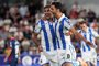 Una Real con nueve vence al Huesca gracias a Mikel Merino