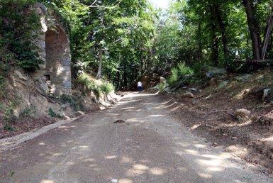 Maçanet de Cabrenys crearà 'La Ruta dels Exilis' amb una exposició amb fotografies al llarg de 18 quilòmetres (ACN)