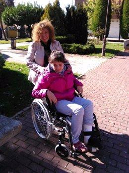 Paciente con Síndrome Phelan Mcdermid