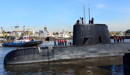 Detectan una señal en la zona de búsqueda del submarino argentino ARA San Juan