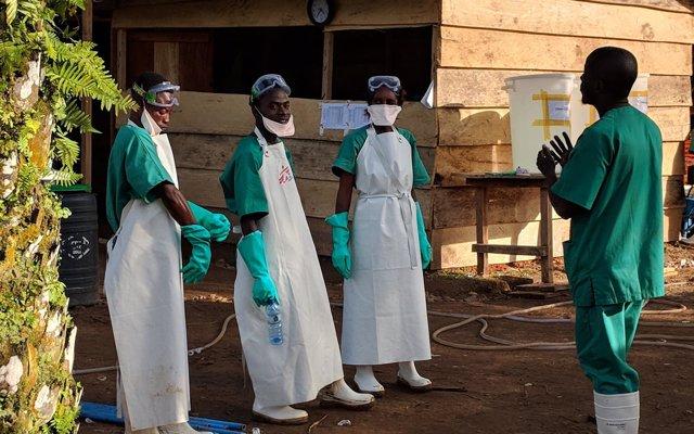 Aún es pronto para dar por controlada la epidemia de ébola en RDC