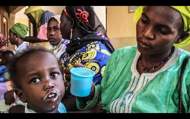 Y la misteriosa enfermedad que mataba en Mondoro (Malí) era el hambre