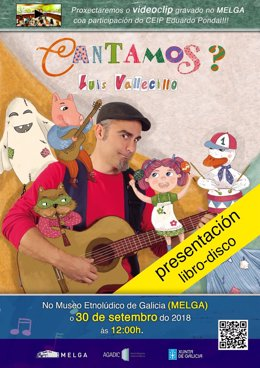 Luis Valecillo presenta su nuevo audiolibro