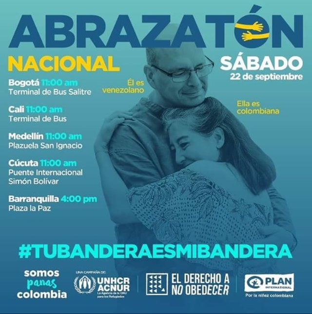 Abrazaton nacional