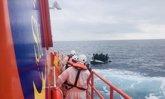 Foto: Trasladan a las costas andaluzas a 424 personas este sábado rescatadas de diez pateras