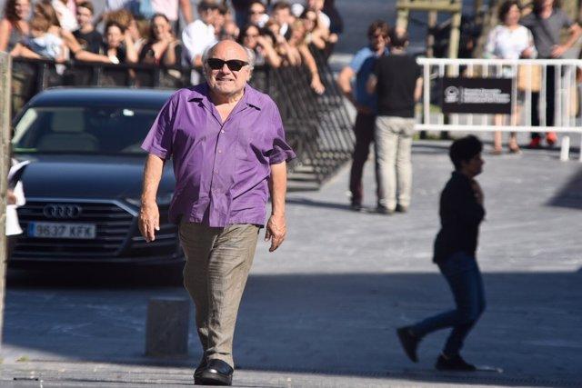 Danny DeVito en el Festival de San Sebastián