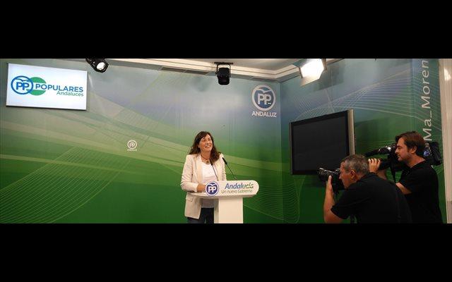 PP-A pide explicaciones a Susana Díaz por la concesión a Santana Motor de ayudas de 36 millones 'a fondo perdido'