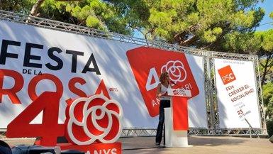 """Batet avisa: quan es parla """"d'Espanya i Catalunya no es parla dels catalans i els espanyols"""" (@SOCIALISTES_CAT)"""