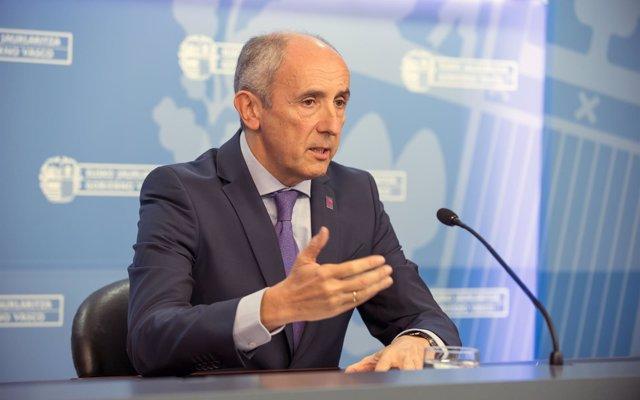 Erkoreka defiende el 'equilibrio' en el nuevo Estatuto para 'satisfacer mayorías amplias' y garantizar 'éxito' en Cortes