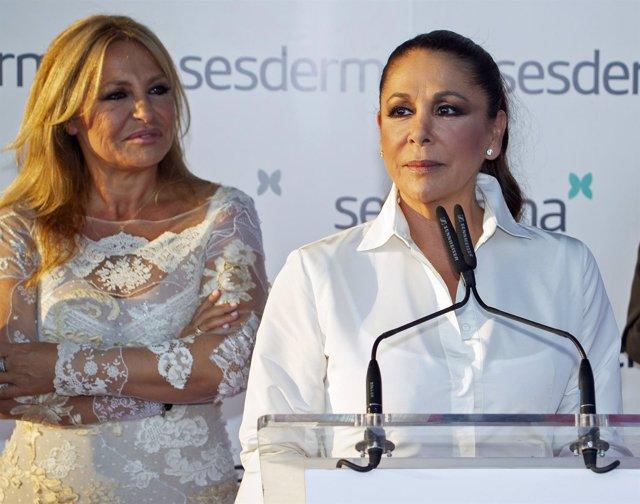 Cristina tarrega e isabel pantoja