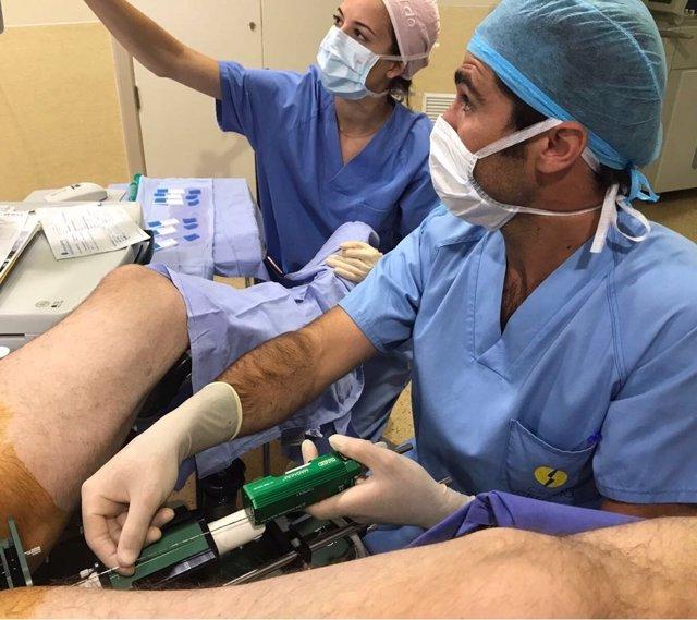 Biopsia por fusión transperineal