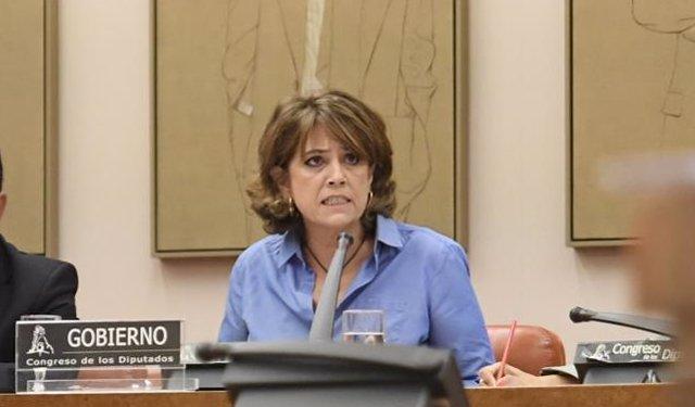 Comisión de Justicia en el Congreso de los Diputados con la comparecencia de la