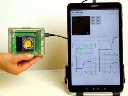 Investigadores desarrollan un dispositivo de diagnóstico inspirado en la serie Star Trek