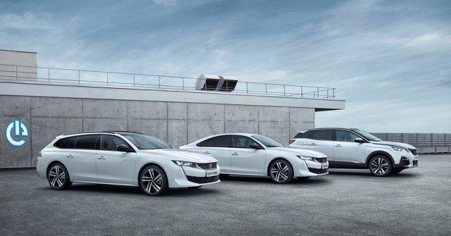 Nuevas versiones con motor híbrido del 3008 y el 508 de Peugeot