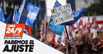 Un nuevo paro docente en Argentina culmina con el récord de días sin clase en el país