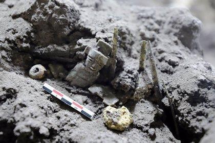 La élite maya llegó a residir en Teotihuacán hace 1.700 años