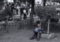 LA PAH DE OVIEDO DENUNCIA QUE DOS ANCIANOS PASARON DOS NOCHES DURMIENDO EN EL PARQUE TRAS SER DESAHUCIADOS