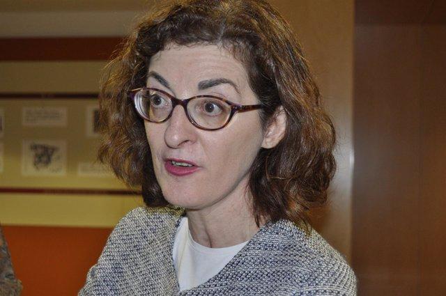 La eurodiputada de UPyD Maite Pagazaurtundua.