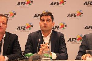 """AFE assenyala la seva """"no conformitat"""" al Girona-Barça de Miami després d'estudiar el nou informe de LaLiga (EUROPA PRESS - Archivo)"""