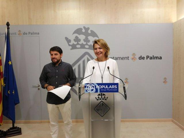 Durán denuncia que la convocatoria de los Premios Ciutat de Palma 'excluya el castellano' en varias modalidades