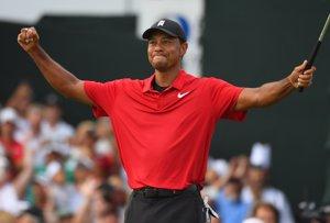 Tiger Woods guanya el Tour Championship a Atlanta i acaba amb una sequera de títols de cinc anys (USA TODAY SPORTS / USA TODAY SPORTS)