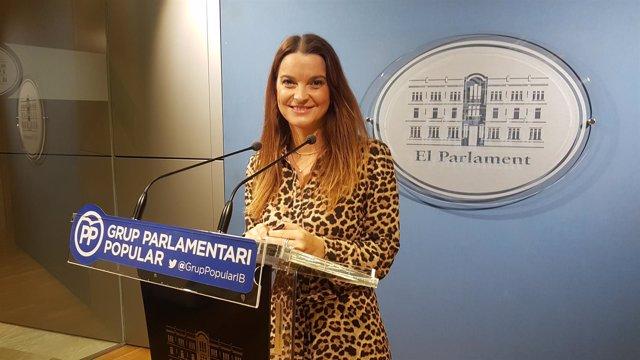El PP exige a Armengol que dé explicaciones sobre 'la falta de seguridad' en los trenes de Mallorca