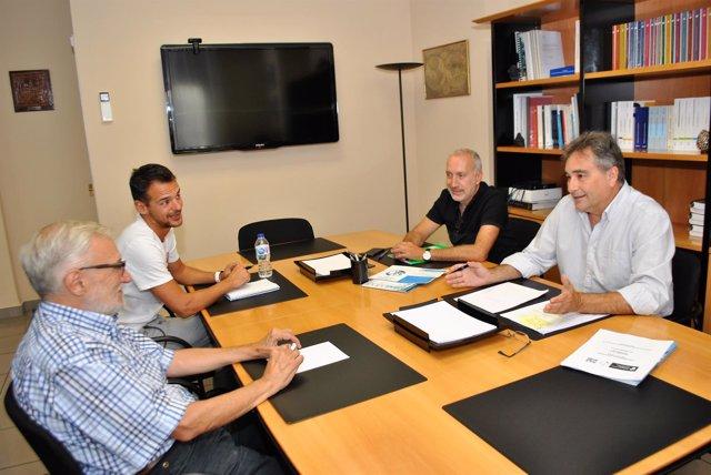 Reunión Satse y FADSP