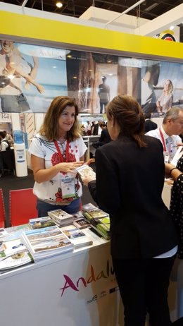 La provincia está representada en la Feria 'IFTM Top Resa' de París.