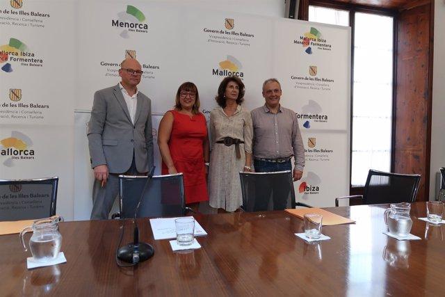 El Govern e Impulsa Balears destinarán 65.000 euros a elaborar un índice de competitividad turística