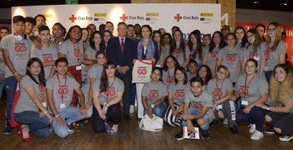 Cruz Roja ayuda a 22.700 jóvenes desempleados, un tercio de ellos vive en hogares con todos sus miembros sin trabajo