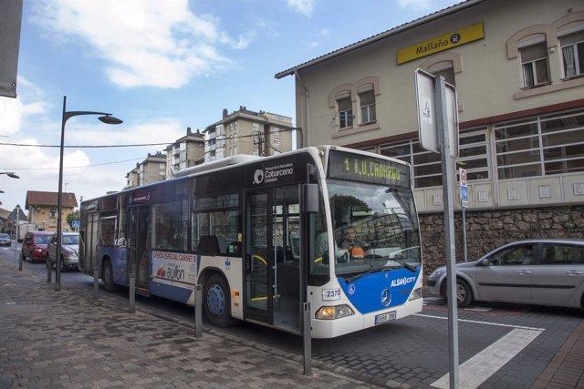 TU Camargo, transporte urbano