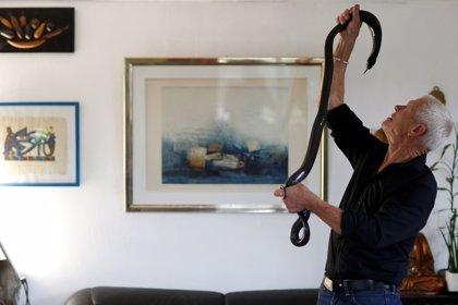 Un hombre de 67 años convive con caimanes, tarántulas y otros 400 animales