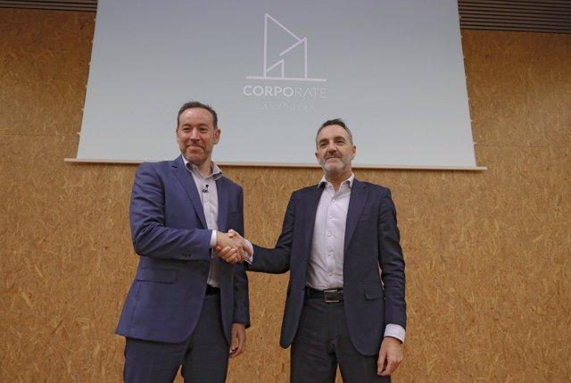 Miguel Ángel Iglesias y Javier Jiménez