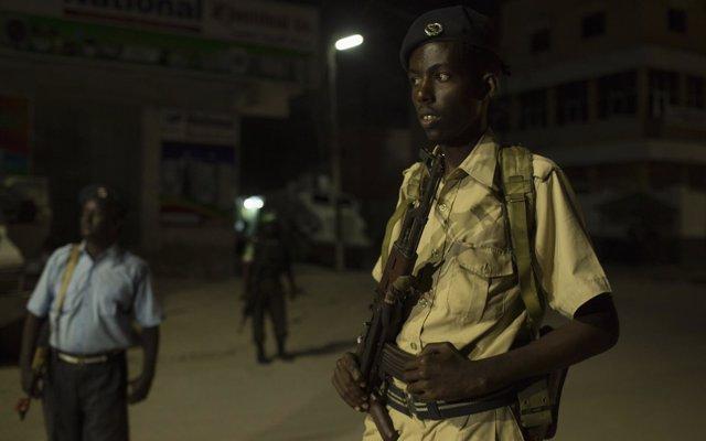 La FIP denuncia una agresión de policías a un periodista en Somalia
