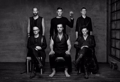 Rammstein ultiman su primer álbum en una década