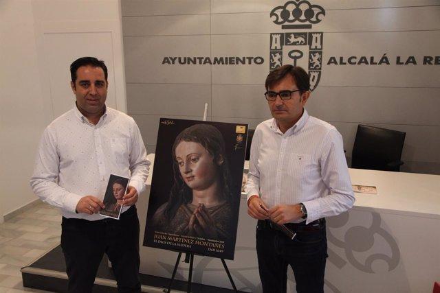 Presentación del cartel de la muestra de Martínez Montañés