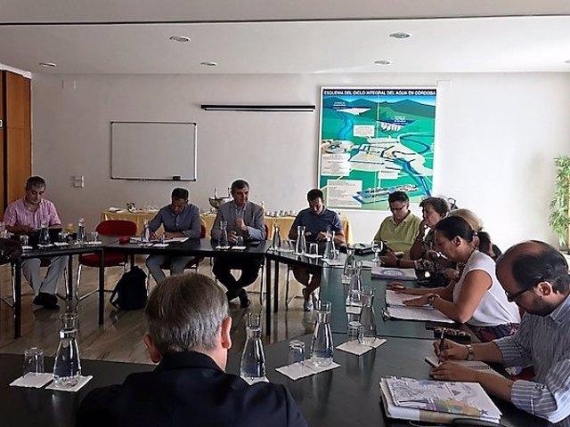 Encuentro para abordar el reglamento del Ciclo Integral del Agua de Uso Urbano
