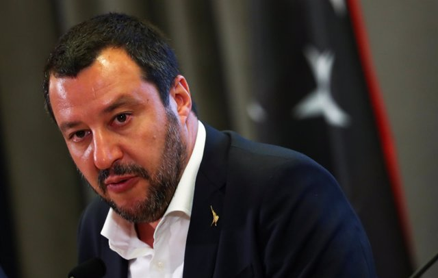 IMatteo Salvini