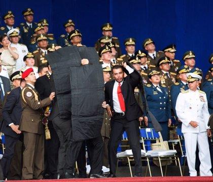 Caracas defiende la investigación que avala la acusación a Colombia, Chile y México por el atentado a Maduro