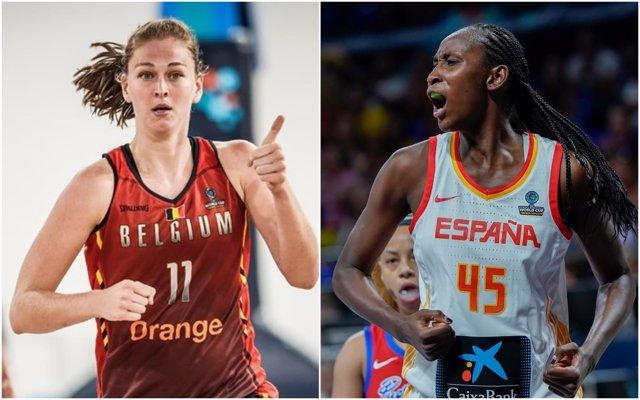 Bélgica y España cierran la primera fase