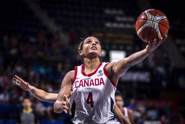 Canadá en el Mundial de Tenerife