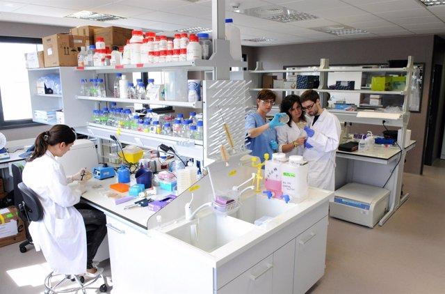 Laboratorio del IBBTEC