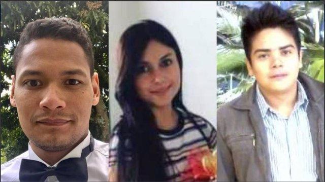Geólogos asesinados en Yarumal