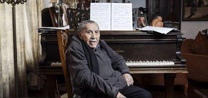 Fallece el músico chileno Vicente Bianchi a los 98 años