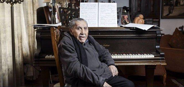 Vicente Bianchi, músico chileno