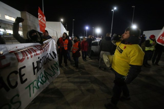 Seguimiento de la huelga de Amazon