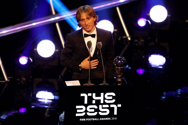 Luka Modric The Best premio FIFA