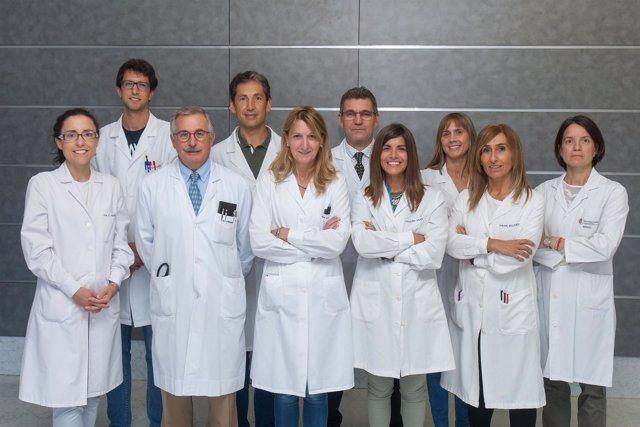 Investigadores del CIMA y del Complejo Hospitalario de Navarra