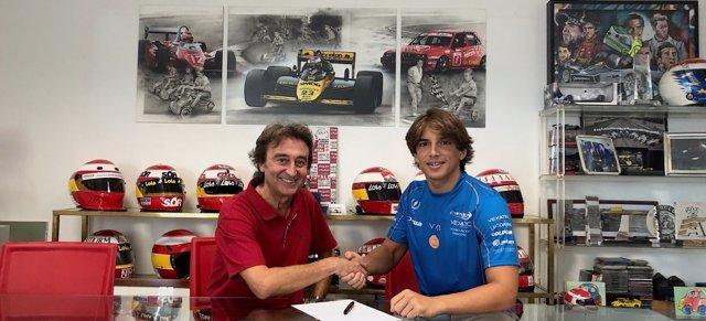 Roberto Merhi Campos Vexatec Racing